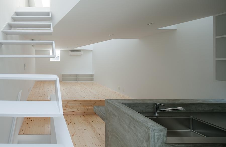 House in Tamatsu 2012 大阪府