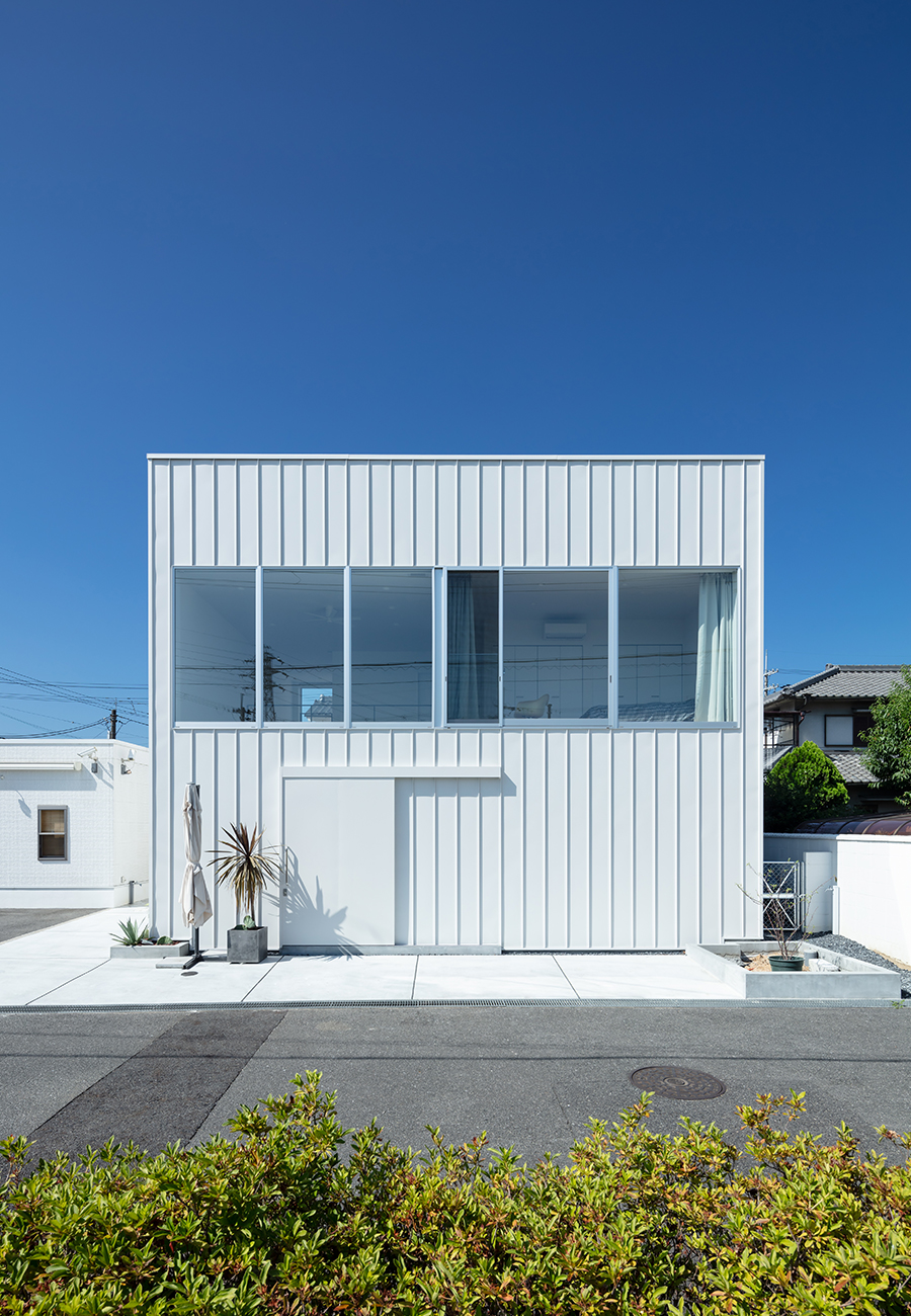 House in Yuzaki 2018 奈良県