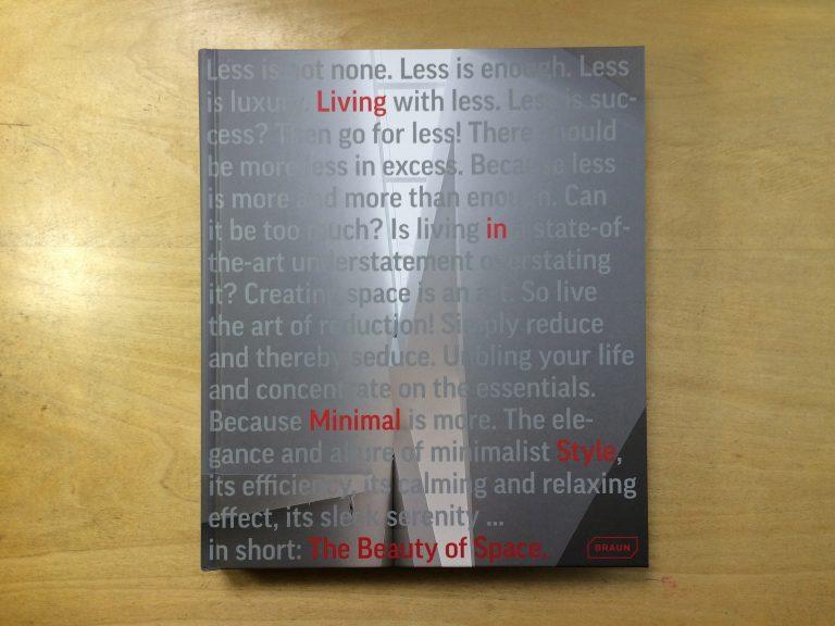 スイス出版社 Braun Publishing「The Beauty of Space – Living in Minimal Style」P.146〜P.151「玉津の住宅 / House in Tamatsu」掲載